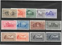 REGNO 1930 Virgilio serie nuova mnh 13 valori