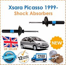Para Citroen Xsara Picasso 1999-dos Amortiguadores Frontal Conjunto Amortiguadores x2 Nuevo