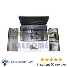 Veterinary Orthopedic System 3.5/4.0mm Quality Set - Excellent Customer Reviews