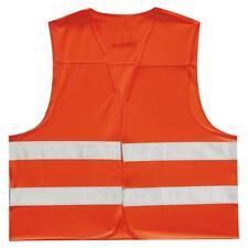 ORIGINAL Petex Chaleco de seguridad para niños naranja aprox. 49x45 cm - NUEVO