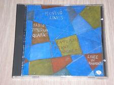FABIO ZEPPETELLA QUARTET - MOVING LINES - CD