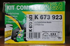 satz bremse rückseite mga, k673923, citroen visa; 180x32