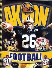 AKRON ZIPS 1998 Football Guide Lee Owens University MAC