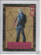 Amazing Spider-man #4 of 6 Gold Foil card