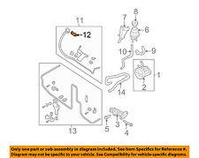 NISSAN OEM Power Steering Pump-Sensor 497636N20A