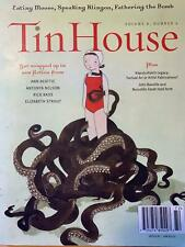 Tin House Volume 8 Number 4 Hot & Bothered Summer 2007 Elizabeth Strout Beattie
