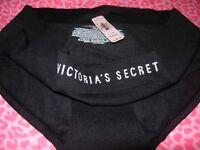 Victoria's Secret Hiphugger Panties SEAMLESS STRETCH Panty Black  X-S  M L  X-L