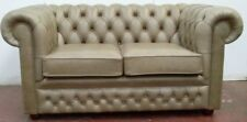 Chesterfield Leather Traditional Sofas