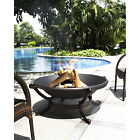 Crosley Co9003a-bk Outdoor Cast Iron Fire Pit Cry1637