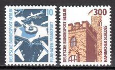 Germany / Berlin - 1988 Definitives views - Mi. 798-99 MNH