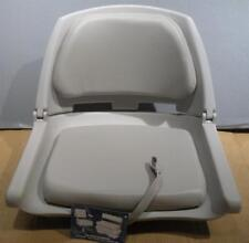 Wise WD139LS-713 Deluxe Molded Plastic Fold Down Seat-Grey 21258