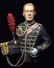 Thunderbird Mins Young Winston Churchill 4th Hussars Bust Unpainted resin kit