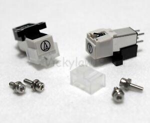 NEW, 2x Audio Technica AT-3600l Cartridge stylus needle
