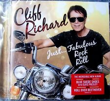 Cliff Richard ~ Fabulous Rock And Roll NEW SEALED CD ALBUM 15 Rocking Hits