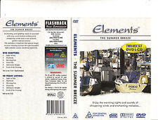 Elements:The Summer Breeze-[Two Disc Set DVD & CD]-Music Tracks-DVD