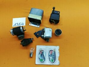 Moto Guzzi 850T 1000SP Electric Pieces Bundle