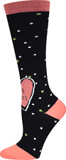 CLEARANCE! Brains & Beauty Medical- Nurse 10-14mmHG Fashion Compression Socks