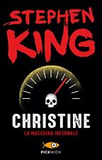 9788868361518 King Christine la Macchina Infernale Pickwick