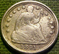 1841-O Seated Liberty Half Dime 1/2 10c  ~ BETTER DATE COIN W/ NICE DETAILS 62CO