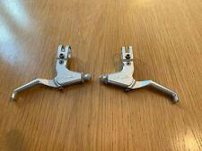 Avid Ultimate cantilever brake levers - silver - VVGC - retro MTB