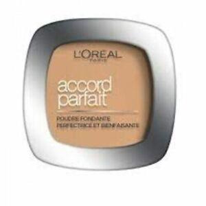 Accord Parfait Poudre - 3.D Beige Doré - L'oréal