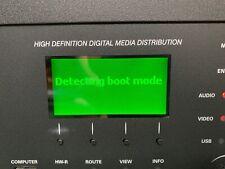 Crestron Dm-Md8X8 High Definition Digital Media Distribution Switch / Many Cards