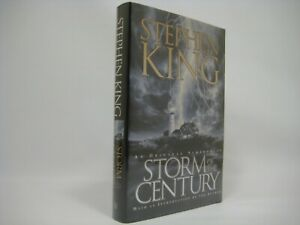 Storm of the Century by Stephen King (1999, Hardcover)