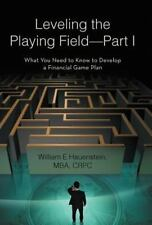 Leveling the Playing Field—part I : What You Need to Know to Develop a...