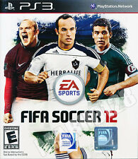 FIFA Soccer 12 (Sony PlayStation 3, PS3 2011)
