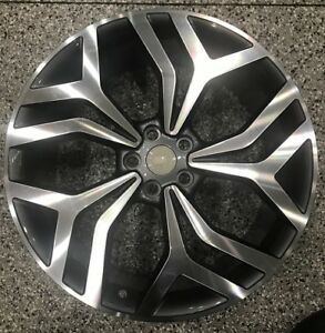 22 INCH VEL STYLE WHEELS TO FIT RANGE ROVER WITH TYRES! A SET