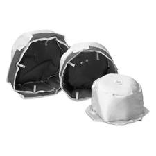 "Q Install Qi 80CF 8"" Acoustic Ceiling Speaker Fire Hood (Each)"