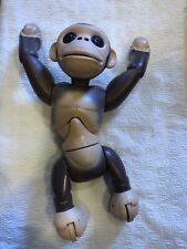 Zoomer Chimp Robot Monkey Spin Master Voice Command