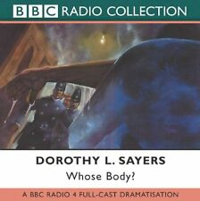 Whose Body? (BBC Radio Collection) New Audio CD Book Dorothy L. Sayers