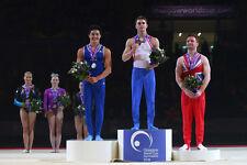 2016 Glasgow World Cup: Men & Women's AA Gymnastics BLURAY -Whitlock/Skinner/Lee