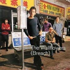 THE WALLFLOWERS - BREACH (New & Sealed) CD Folk Rock 2012 Reissue #803341362571