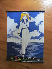 Sailor Moon Tsukino Usagi Tapestry from 1998