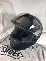 Shoei RF-1100 Matte Black Full-Face Motorcycle Helmet Medium CLEAN