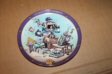 The Ultimate Lsu Fan Danbury Mint Plate Louisiana State University Football