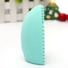 10Pcs PRO Toothbrush Oval Make up Brushes Set Powder Foundation Contour Black