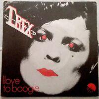 "T.REX  7""-1972 - I Love To Boogie-EMI 2c00698232-French Press"