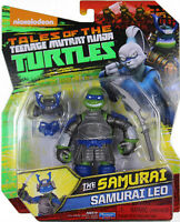 TEENAGE MUTANT NINJA TURTLES ~ SAMURAI LEO (LEONARDO) ACTION FIGURE TMNT