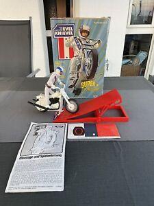 Evel Knievel Super Maschine OVP ARXON