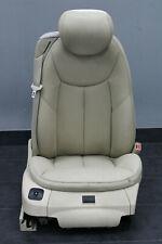 Mercedes SL R230 Sitz Beifahrersitz verstellbar Memory Sitzheitzung Leder Beige
