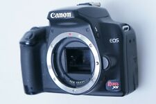 Canon EOS Rebel XS 10.1MP Digital SLR Camera - Black (Body Only)