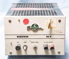 Sorensen Nobatron Q6-4 DC Power Supply Bench Model dq