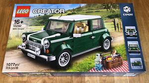 Lego MINI Cooper MK VII Set 10242 From 2014 ** Brand New **