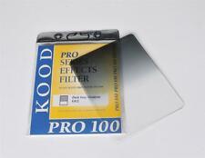 KOOD Pro 100 séries nd-4 gris foncé gradué compatible avec Cokin Z NDX4 GG2
