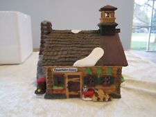 Dept 56 - Sleepy Hollow School New England Village