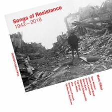 Marc Ribot - Songs Of Resistance 1942-2018 - New CD Album - Pre Order 14/09/2018