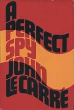 A Perfect Spy by John Le Carre (1986  Hardcover) 1st edition Espionage Mystery